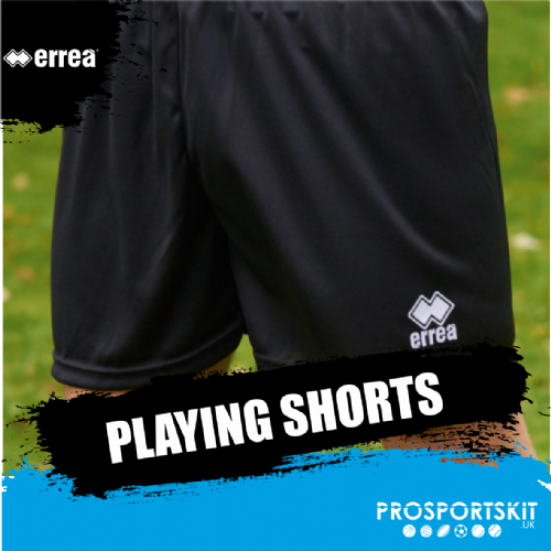 Errea Playing Shorts